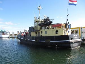 Noordzeeduiken vanuit IJmuiden @ Marina Seaport IJmuiden