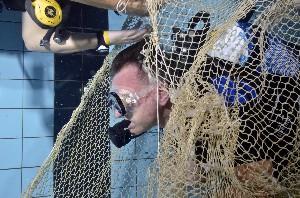 Hier heb je liever geen snorkel