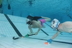 veldhockey versus onderwaterhockey