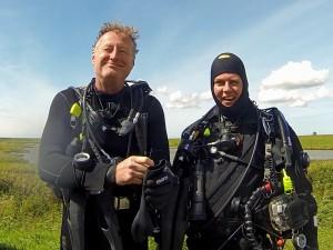 Rob en Mark, al 150x buddies