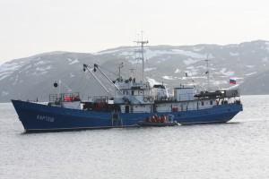 schip-Rusland