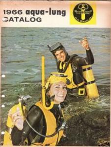 AquaLung slabbetjes