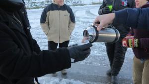 Nieuwjaarsduik @ vork en mes   Noord-Holland   Netherlands