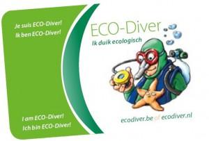 certificaat ECO-diver