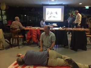AED-BLS training