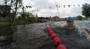 Begeleiden bij de GO SSSwimmm (Goudse Singels Swim) @ Gouda | Gouda | Zuid-Holland | Nederland