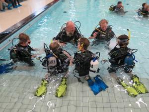 ScubaDoe basiscursus voor kids van 8 tot 12 jaar @ Zwembad De Zijl Leiden | Leiden | South Holland | The Netherlands